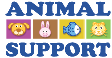 Animal Support Logo