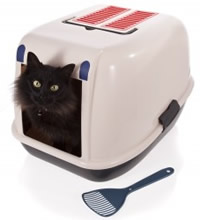 animal support litterbox
